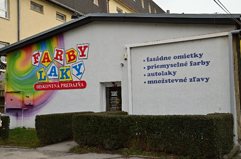 Váš Dom farieb   hobby centrum - Otváracie hodiny 3656ff37104
