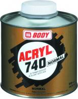 Body Acryl Thinner 0.5l Normal 740