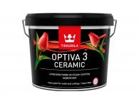 Optiva 3 Ceramic Super matt baza A 9L