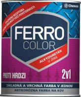 Ferro Color 2v1  0,75l Pololesk