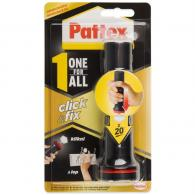 Lepidlo Pattex One For All Click-Fix 30g